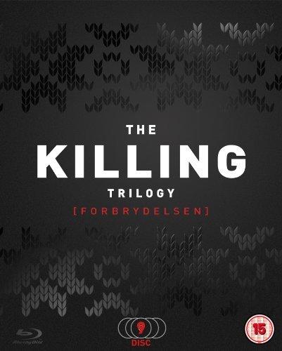 The Killing (Seasons 1-3) - 9-Disc Box Set ( Forbrydelsen ) ( The Killing Trilogy - Seasons One, Two & Three ) [ NON-USA FORMAT, Blu-Ray, Reg.B Import - United Kingdom ]