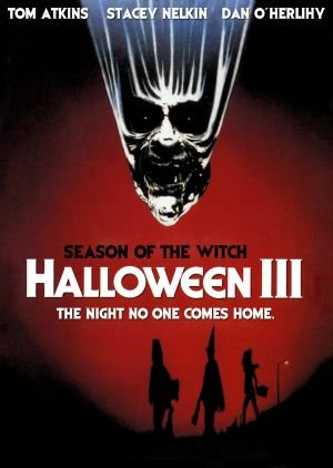 Halloween III 3 Season of the Witch 1982 Movie Poster
