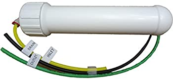 Ultima Water Systems replacement reverse osmosis membrane housing