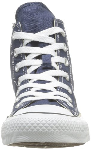 Converse Chuck Taylor All Star Hi, Zapatillas de tela unisex Color Azul