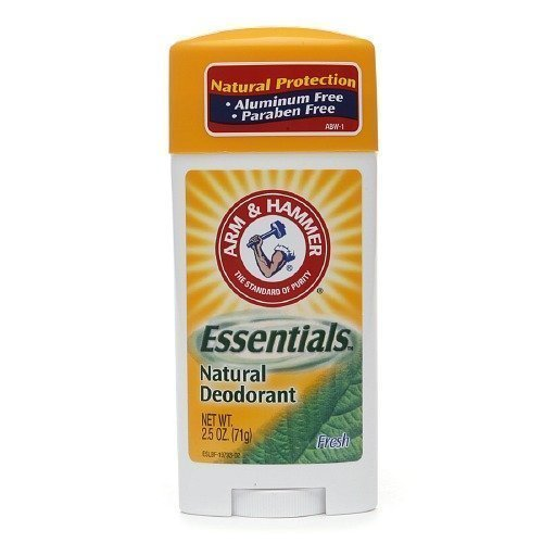 Arm & Hammer Essentials Deodorant, Fresh, 2.5 oz. by Arm ...