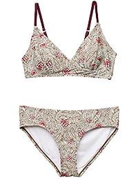 Jessica Simpson Tie Detail Maternity Bikini Swimsuit