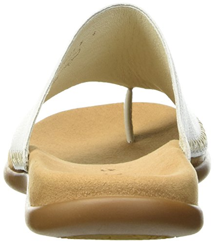 Gabor Donne Muli Jollys Bianco (pelle Blanc)