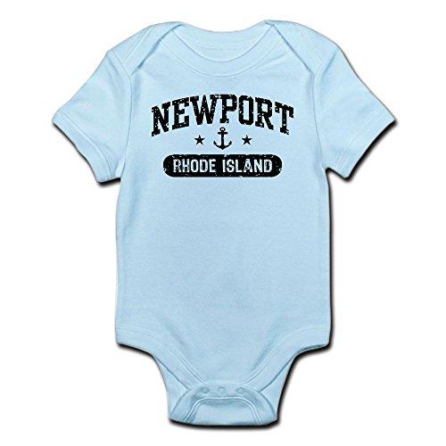 CafePress - Newport Rhode Island Infant Bodysuit - Cute Infant Bodysuit Baby - Kids Newport For Ri