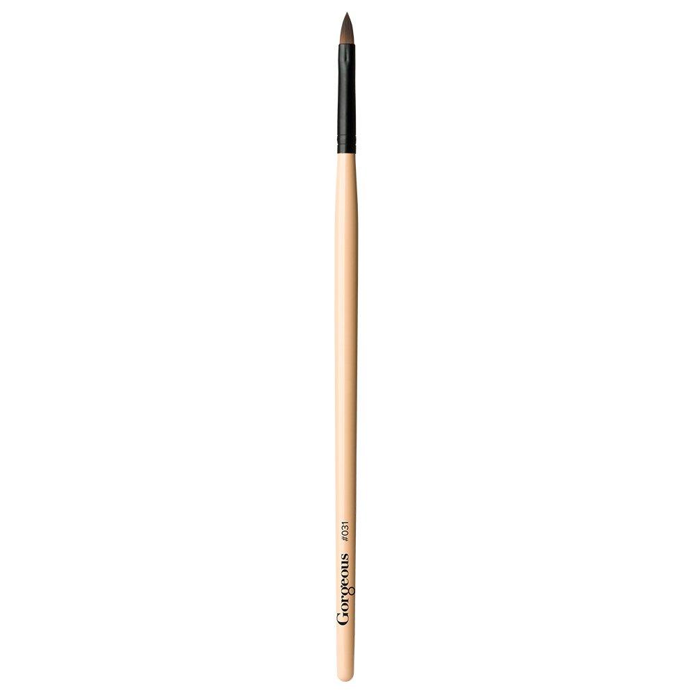 Gorgeous Cosmetics Brush, No. 031 Lip Synthetic