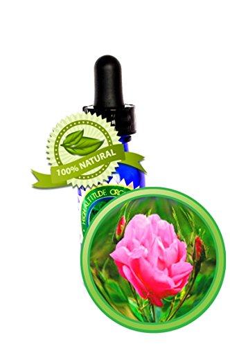 Rose aceite absoluto de más 100% puro-Rosa Centifolia-30 ml (1 oz)