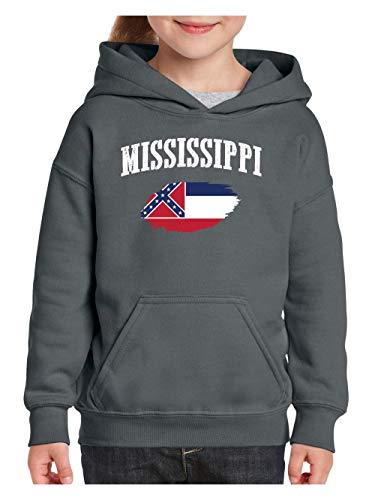 Mississippi Proud Home Jackson Traveler`s Gift Unisex Hoodie