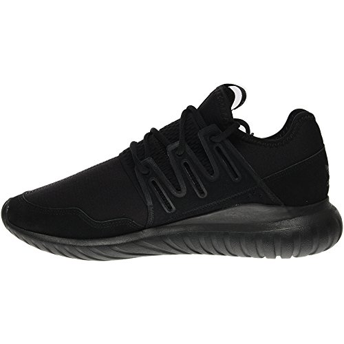 Sneaker Adidas Original Mens Tubular Radial Fashion Nero / Nero