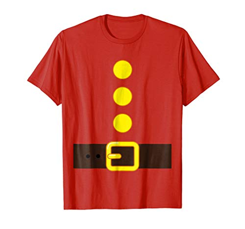 RED DWARF COSTUME T-shirt COLOR Matching Shirts Halloween ()