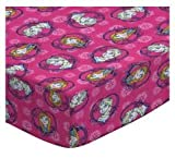 SheetWorld Fitted Pack N Play (Graco Square Playard) Sheet - Anna & Elsa - Made In USA