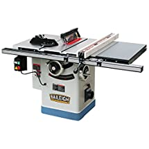 "Baileigh TS-1040P-30 Professional Cabinet Style Table Saw, 3 hp, Single Phase, 220V, 40"" x 27"" Table, 30"" Max Rip Cut, 10"""