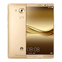 "Huawei Mate 8 6.0"" 16MP 4GB RAM Dual Sim 4000 mAh 128GB Smartphone (Gold)"