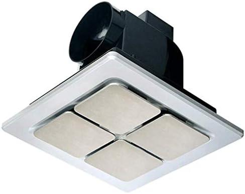 XLEVE 排気ファン強いサイレント排気ファン省エネ統合天井のファンキッチンバスルーム換気扇換気扇