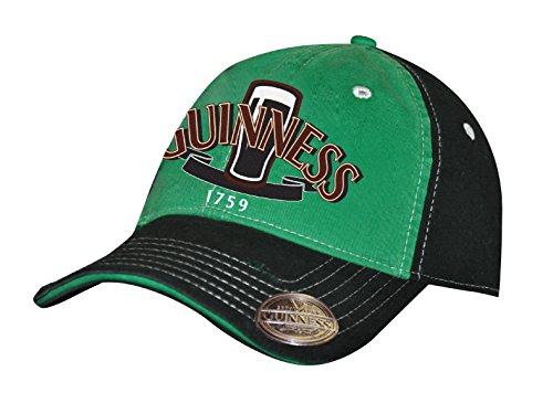 (Guinness 1759 Label Bottle Opener Cap Green)