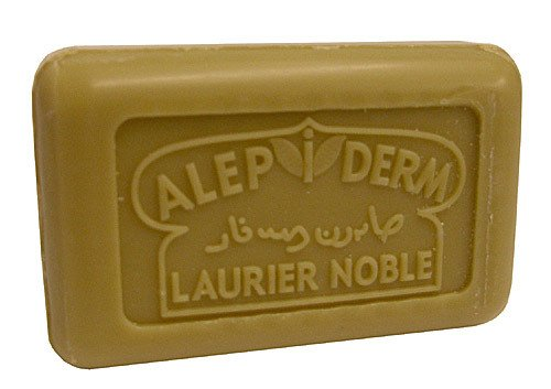 Aleppo Seife Alepiderm mit Lorbeeröl - 125g