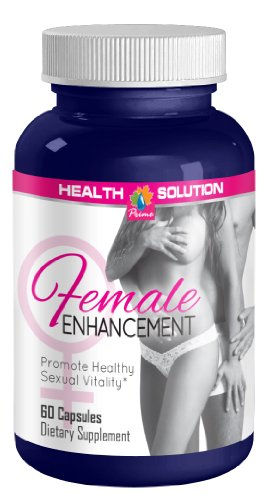 enhancement pills for women - FEMALE ENHANCEMENT 1560MG - PROMOTE HEALTHY SEXUAL VITALITY - horny goat weed extract - 1 Bottle (60 Capsules)