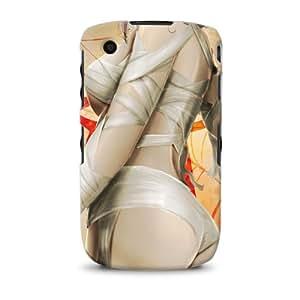 Diabloskinz D0066-0025-0004 Mummy Girl - Carcasa impresa para BlackBerry Curve 8520, 8530, 9300 y 9330