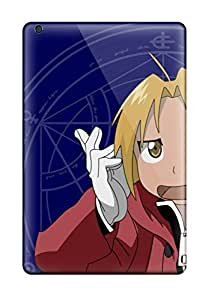 Charles C Lee Case Cover For Ipad Mini/mini 2 - Retailer Packaging Fullmetal Alchemist Protective Case