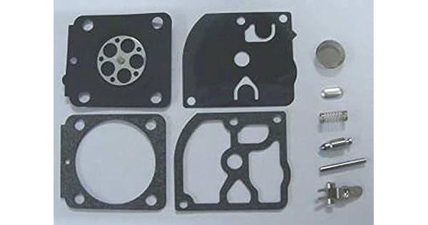 Amazon.com: Zama OEM rb-95 Carb Kit de reparación para ...