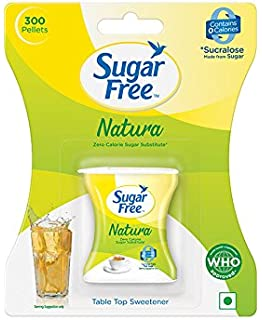 Sugar Free Natura 25.5 Mg   300 Pellets
