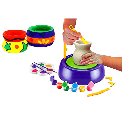 Educational Creative DIY Pottery Studio Artist Studio Easy S