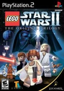 LEGO STAR WARS II: THE ORIGINAL TRILOGY (PS2) ()