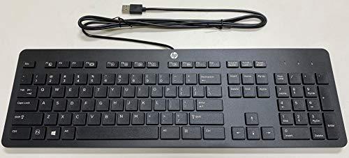 HP USB Slim Business Keyboard
