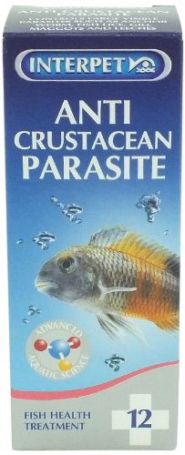 Interpet Aquarium No.12 Anti crustacés et Parasite 0572