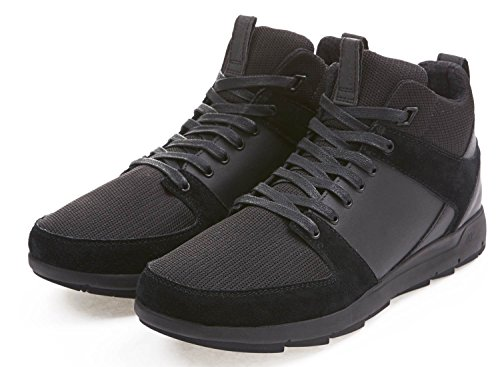 Boxfresh Sneakers Leder Schuhe Cowley Lea E14121 schwarz Gr 43