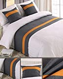 Mengersi Solid Color Soft No Fading Modern Bed