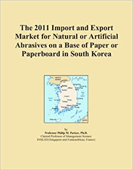 The 2011 Import and Export Market for Natural or Artificial Abrasives on a Base of Paper or Paperboard in South Korea
