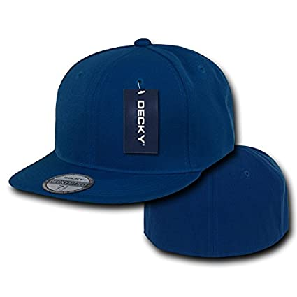 Decky Retro Fitted Caps Head Wear