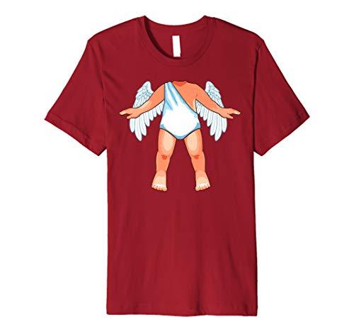 Angel Costume Halloween Shirt | Cool Cherub Lovers Gift]()