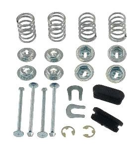 Carlson Quality Brake Parts H4020-2 Hold Down Kit