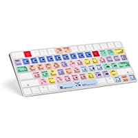 LogicKeyboard Adobe Premiere Pro CC - Apple Magic Color-Coded Shortcut Keyboard Cover