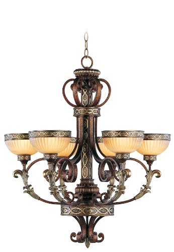Livex Lighting 8526-64 Seville Chandelier