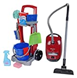 Theo Klein - Cleaning Trolley with Miele Vacuum