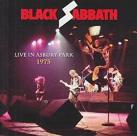 black sabbath live in asbury park 1975 live in asbury park 1975 music. Black Bedroom Furniture Sets. Home Design Ideas