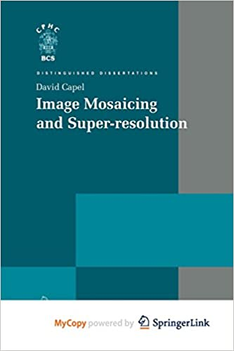 Buy Image Mosaicing and Super-resolution Book Online at Low