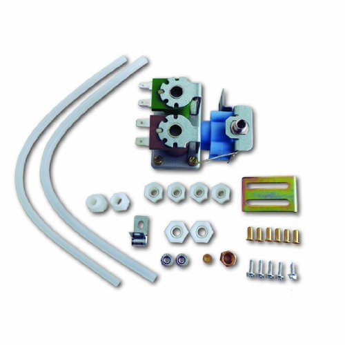 Supco WV8046 Replacement Icemaker Dual Solenoid Water Valve, Replaces ()