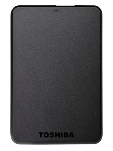 Toshiba HDTB110EK3BA STOR.E Basics 1TB externe Festplatte (6,4 cm (2,5 Zoll) USB 3.0) schwarz