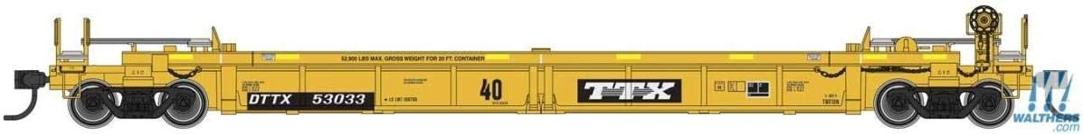 Walthers TTX 40 Well CAR #745848
