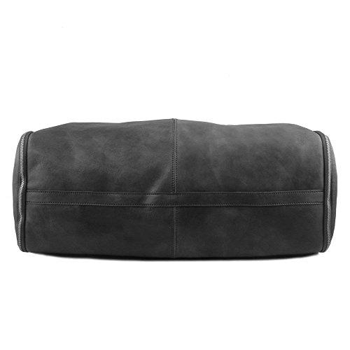59cfbaecec ... Tuscany Leather - Antigua - Sac de voyage/Housse de transport vêtements  en cuir ...