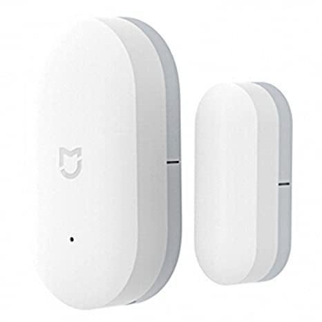 Domótica casa inteligente para Xiaomi Smart suite Home Devices con el uso pasarela multifuncional CA1001 blanco detector ventana puerta inteligente: ...