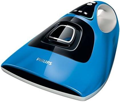 Philips Aspirador antiácaros FC6230/01 - Aspiradora (Secar, HEPA, Filtrado, HEPA 12, Sin bolsa, Negro, Azul): Amazon.es: Hogar
