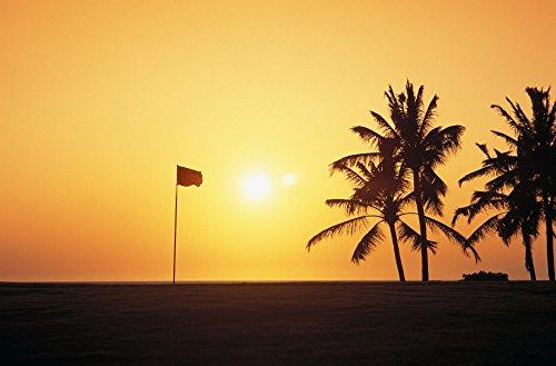 Posterazzi Hawaii Big Island Kohala Coast Beach Resort Mauna Kea Golf Course Poster Print (17 x 11) (Mauna Kea Golf Course)