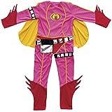 Studio100 - 0806011 - Déguisement Pour Enfant - Costume + Cape - Mega Mindy