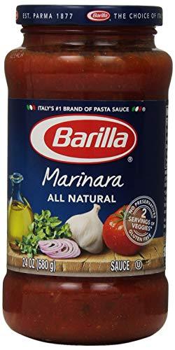 Sauce Spaghetti Barilla - Barilla Pasta Sauce, Marinara, 24 oz