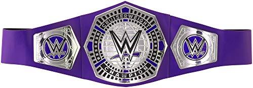 WWE Cruiserweight Title Belt -