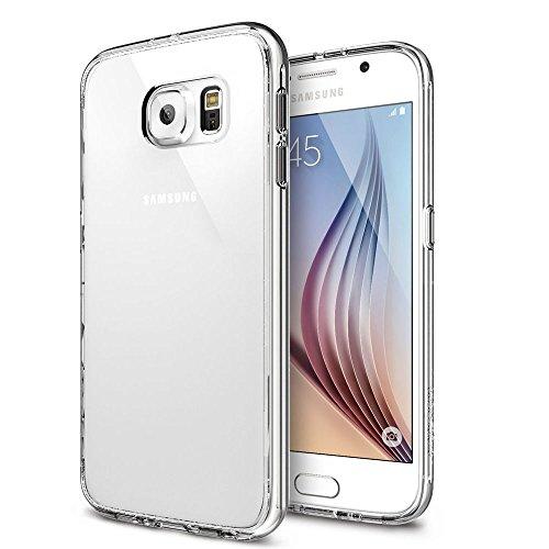 Samsung Galaxy S6 Non slip transparent case by MTT